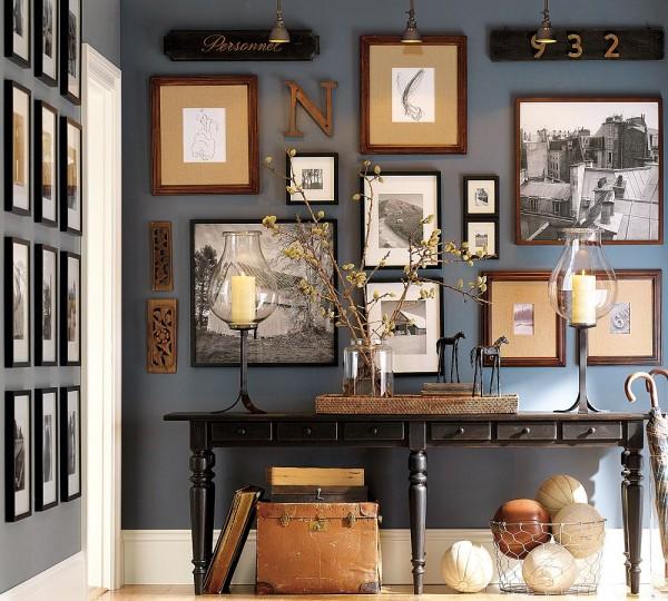 cornici-parete-colorata-600x540
