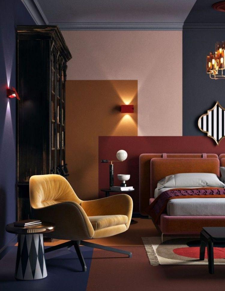 20+ Stunning Bedroom Design Trends Ideas - TRENDEDECOR