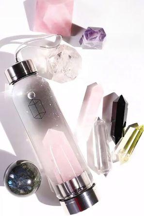Glacce Crystal Elixir Water Bottle