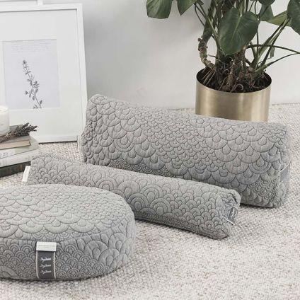 Organic Yoga Pillow Set