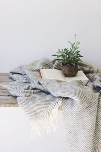 The Gotland Blanket, styled by Lobster & Swan